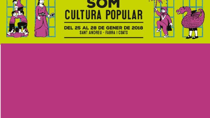 Cap al Som Cultura Popular 2018