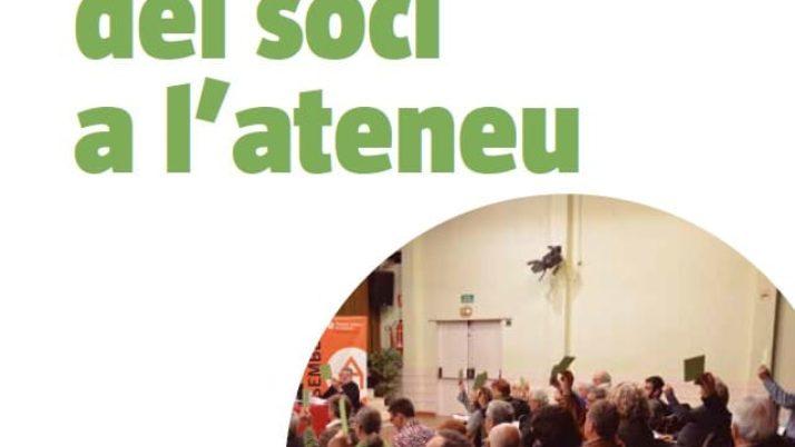La FAC edita la 4a Guia Pràctica dels ateneus: 'Acollida del soci a l'Ateneu'