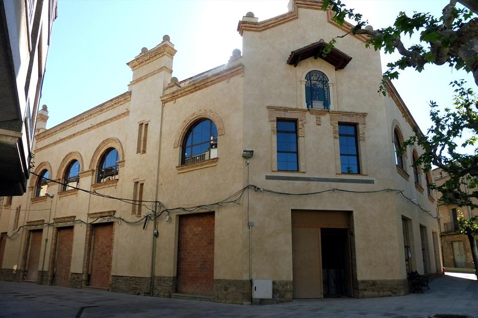 Guissona frisa per inaugurar les noves instal·lacions de l'Ateneu