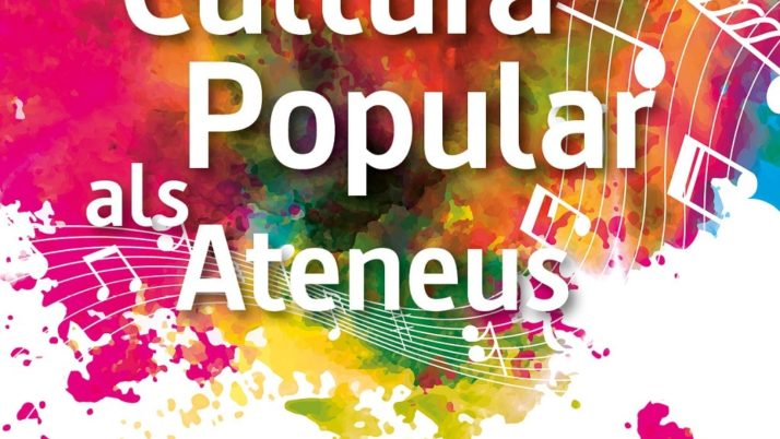 Arrenca el Cicle de Cultura Popular als Ateneus al Foment Hortenc