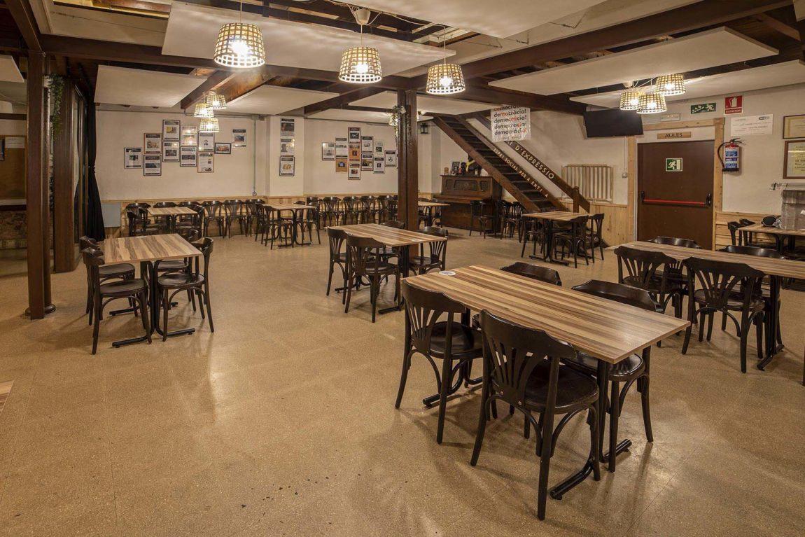 El Centre Ateneu Democràtic i Progressista de Caldes de Montbui rep el reconeixement de llicència d'activitats