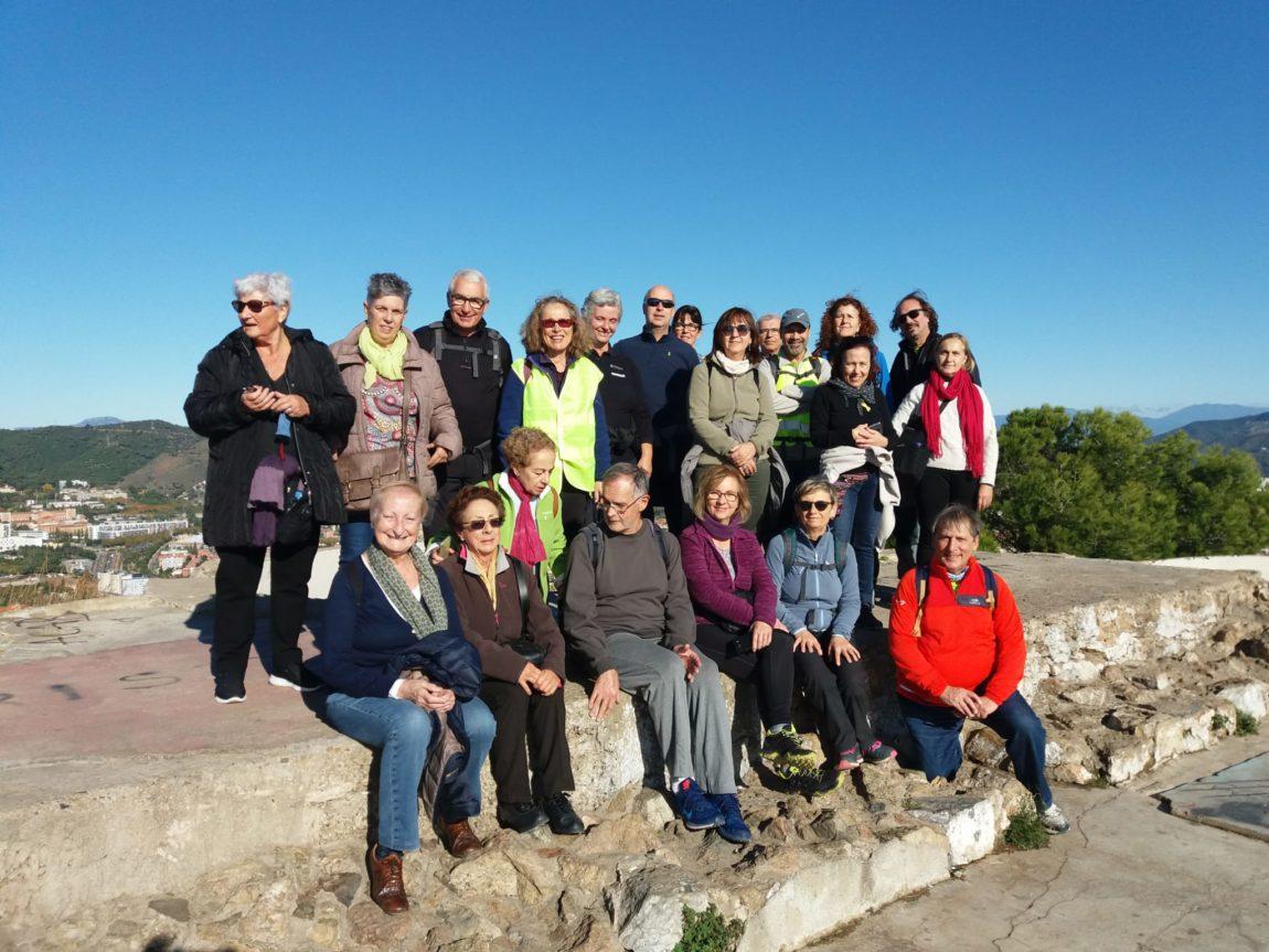 Gran rebuda de la primera edició de la marxa cultural i solidària 'Camins d'Ateneus'