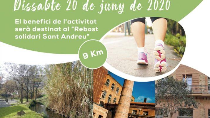 Recuperem el Camins d'Ateneus per Sant Andreu