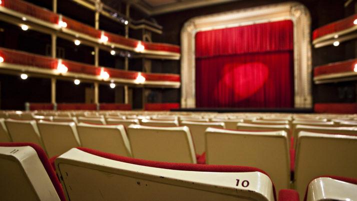 """Marcel Esteve, vicepresident del Casal de Vilafranca: """"El Teatre és un element més de la vida social, com un carrer o una plaça"""""""