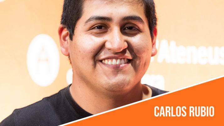 Coneix l'equip humà de la FAC: Carlos Rubio, tècnic consultor informàtic i desenvolupador web