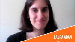 Coneix l'equip humà de la FAC: Laura Adán, tècnica de l'Àrea de projectes