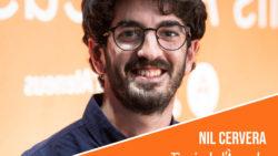 Coneix l'equip humà de la FAC: Nil Cervera, tècnic de l'Àrea de Comunicació i Projectes