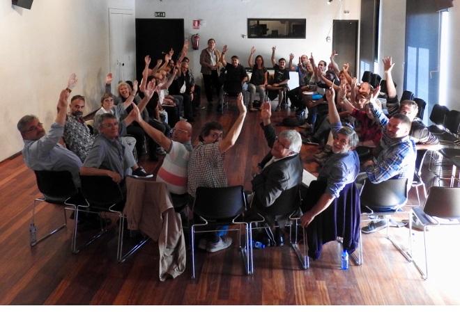 El Consell de l'Associacionisme Cultural presenta un manifest en defensa dels drets civils i de la celebració del referèndum