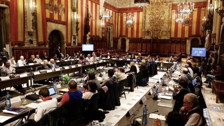 La Delegació de Barcelona s'adhereix al manifest promogut pel Consell de ciutat davant el Covid-19
