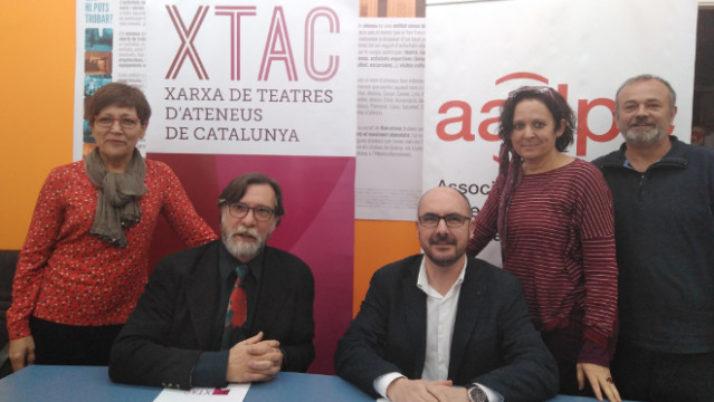 Actors i directors professionals i amateurs es donen la mà a la XTAC