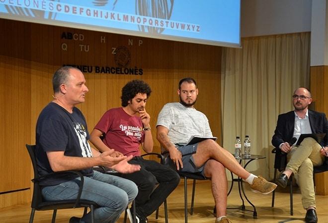 «L'autocensura és la pitjor censura de totes», el #DASC18 a l'Ateneu Barcelonès