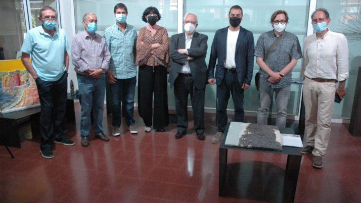El GEiEG acull una exposició dels alumnes de l'Escola Municipal d'Art de Girona