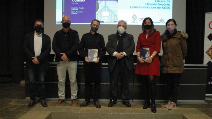 """El GEIEG presenta el llibre """"Art Contemporani a Girona. 1994-2019"""""""