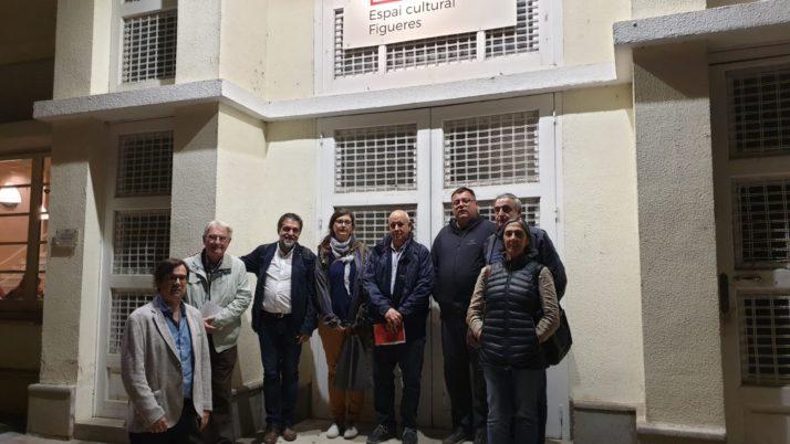 Olga Porterias, de La Cate, nova delegada territorial de les comarques Gironines