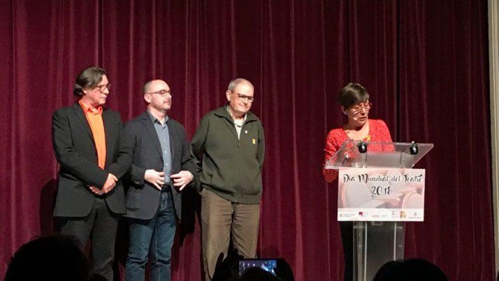 MANIFEST de la FAC, la XTAC i l'AADPC el Dia Mundial del Teatre al Centre de Gràcia!
