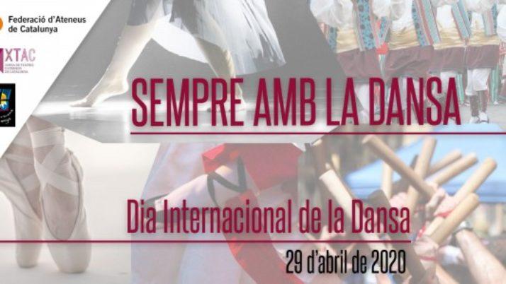 Un Dia Internacional de la Dansa diferent