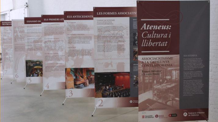 Fem possible l'exposició 'L'Ateneu és casa teva: el cicle festiu'