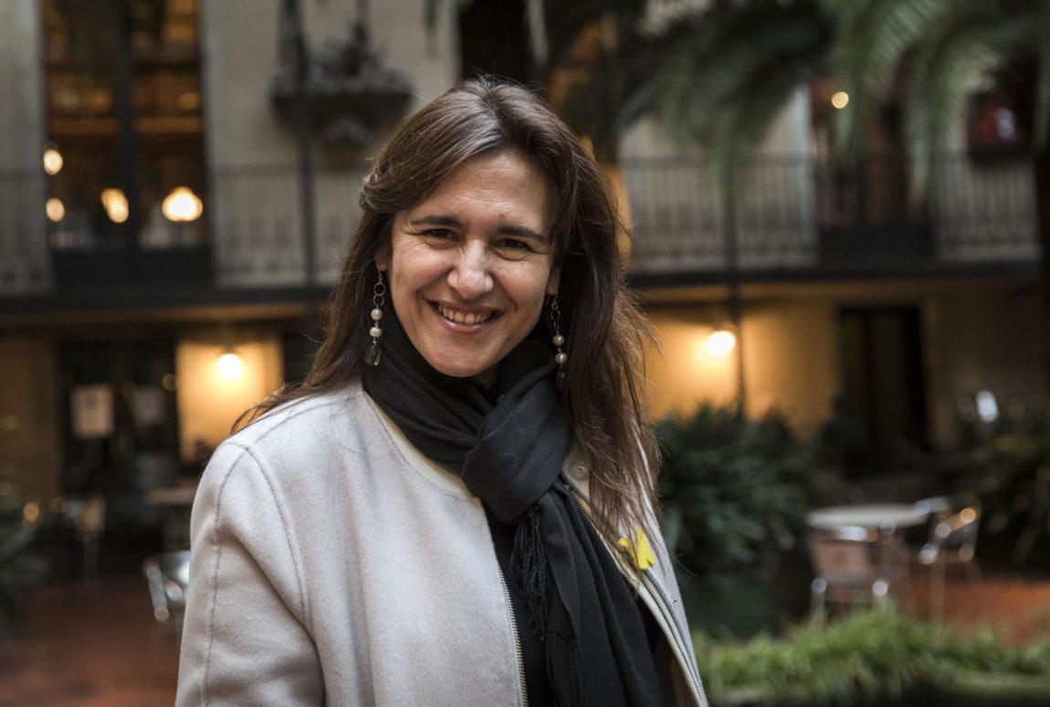 Laura Borràs: No podem deixar que la Cultura sigui sinònim de precarietat