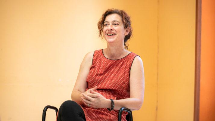 Entrevista a Adelaida Moya, Directora General de Cultura Popular i Associacionisme Cultural