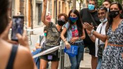 L'AMEN SAM s'inaugura amb una festa a ritme de rumba a La Lira de Sant Andreu