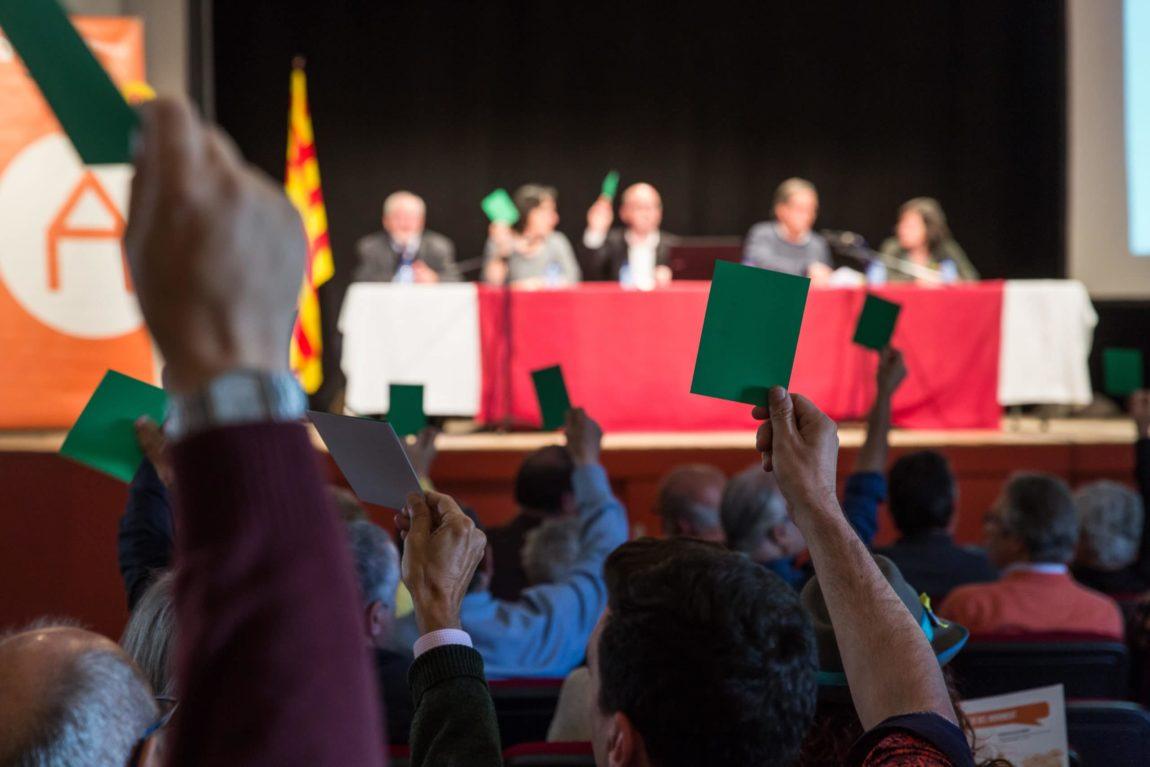 Convocatòria de l'Assemblea General Ordinària (AGO) 2021