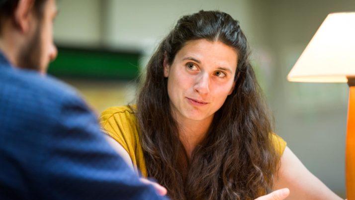 Núria Feixas: El que és important en l'associacionisme, i en tot, és que hi hagi un relleu