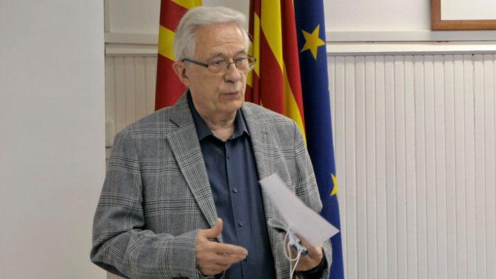 """Entrevista a Ramon Vidal, president de l'Ateneu Terrassenc: """"Avui en dia l'ateneu s'endinsa encara més al repte de formar lliurepensadors"""""""