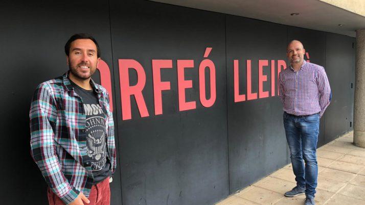 L'Orfeó Lleidatà signa l'acord per formar part de les Residències XTAC