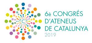 Logo 6 Congres Ateneus RGB