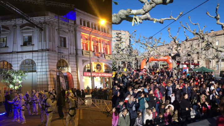 El Casino del Poblenou i l'Ateneu de Tàrrega, escenaris de La Marató ambulant