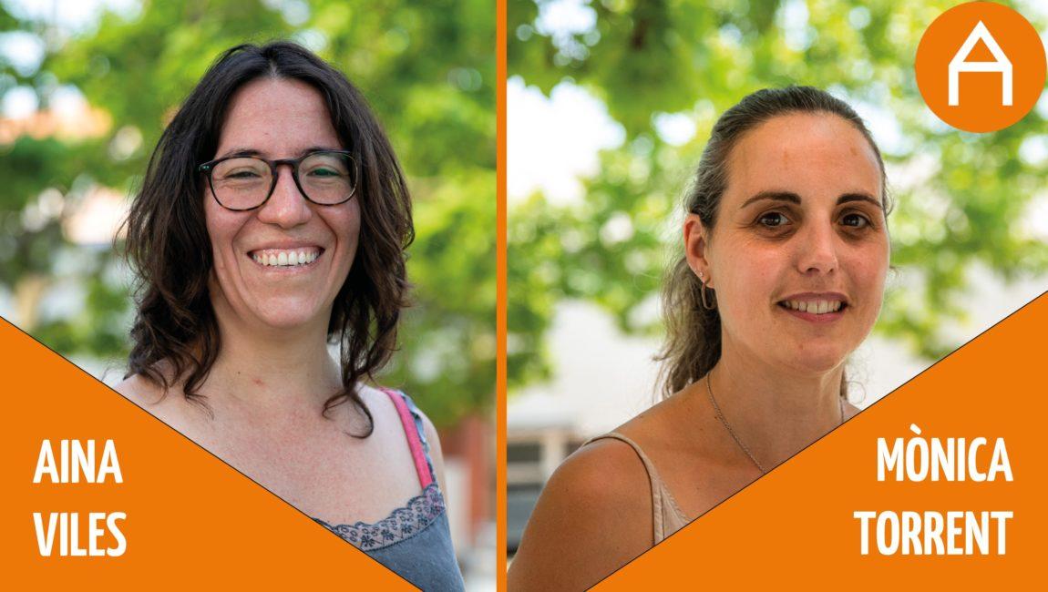 Aina Viles i Mònica Torrent, noves vocals de la Junta Directiva de la FAC