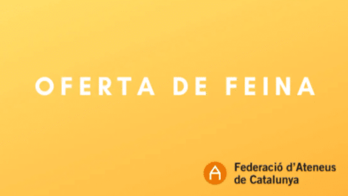 La FAC publica tres ofertes laborals via Garantia Juvenil