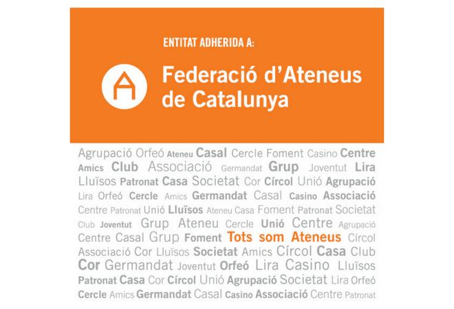 Plaques per a entitats federades