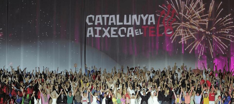 Imagina com hauria de ser la XIX Gala Catalunya Aixeca el Teló!