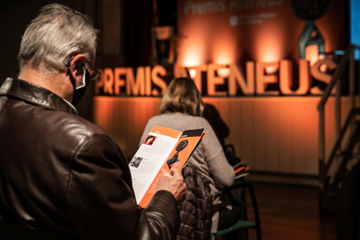 """Premis Ateneus, coneix les categories: """"Comunicació associativa"""""""