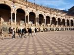 Recorregut per Sevilla amb l'Ateneo Popular de Sevilla com a guies