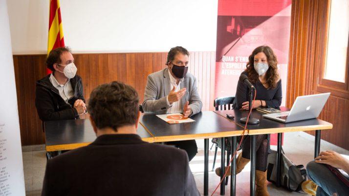 La FAC i La Mira apel·len a tota la societat catalana per fer de l'exposició sobre l'espoli una qüestió de país