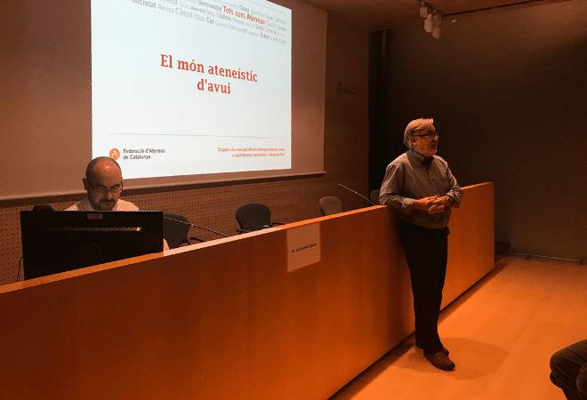 Seminari sobre espais de sociabilitats ateneístiques