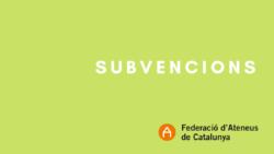 Oberta la convocatòria de subvencions per a l'adquisició d'equipament tecnològic