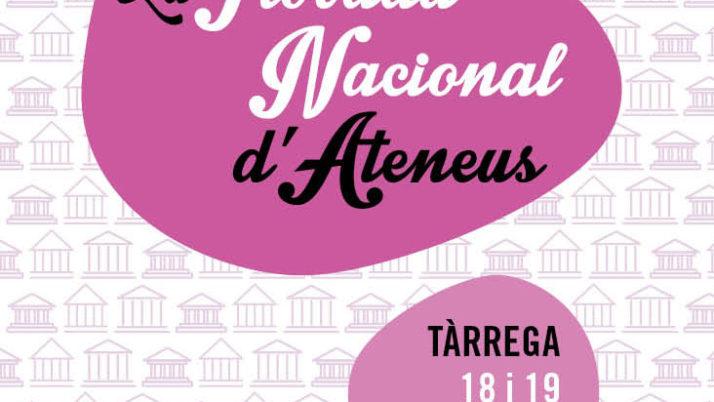 Tàrrega acull la 2a Trobada Nacional d'Ateneus amb diverses activitats, i una de les etapes del cicle musical 'Nostrades'
