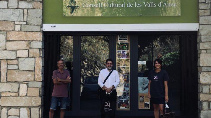 El Consell Cultural de les Valls d'Àneu entra a la Federació d'Ateneus