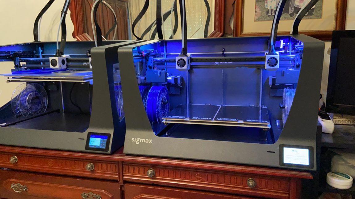 L'Ateneu Popular Garriguenc endega una iniciativa de micromecenatge que permet aconseguir dues impressores 3D per fabricar material sanitari