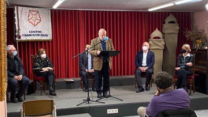 Dimecres 16 de desembre es va celebrar la XVIII edició del Premi de Poesia Catalana Francesc Martí Queixalós