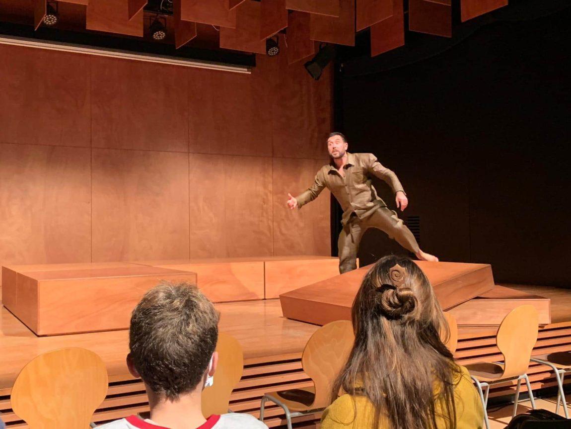 S'ha estrenat 'Poldo', la nova residència teatral de la XTAC