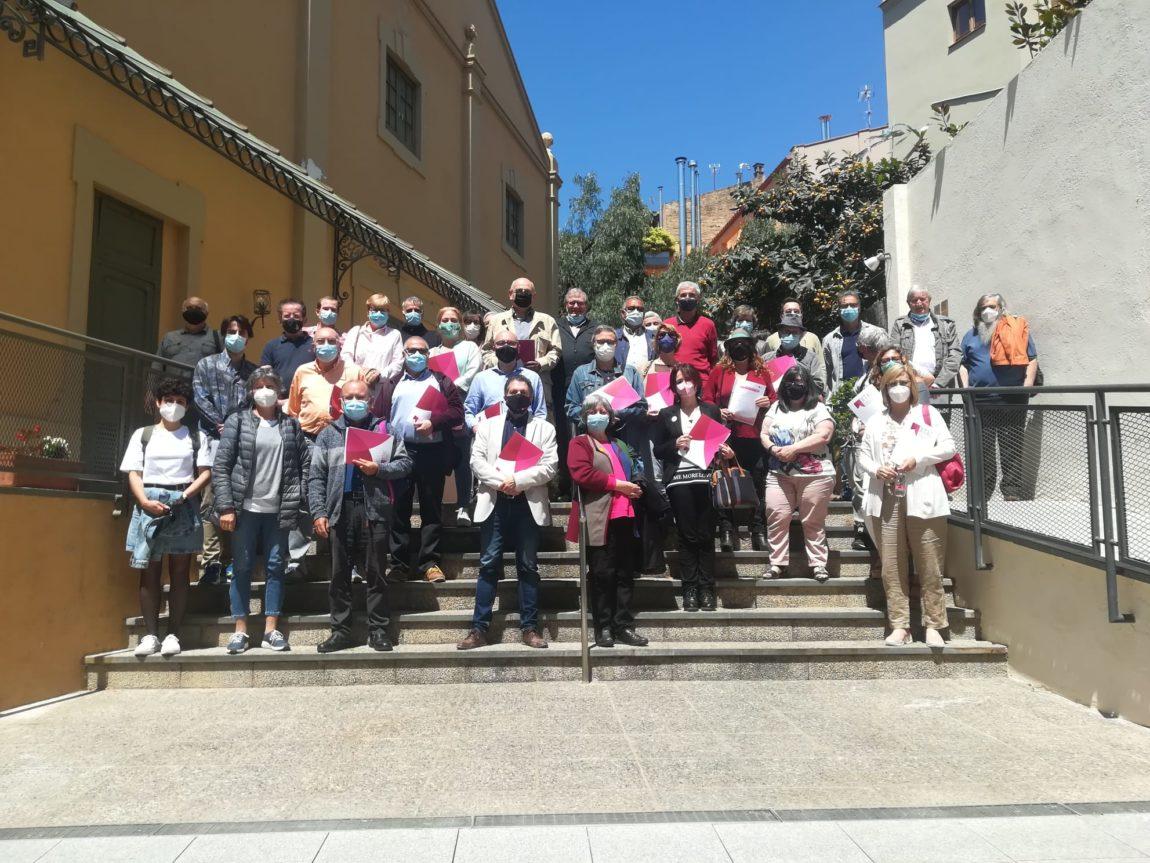 Dissabte 8 de maig es va celebrar el XII Consell XTAC al Teatre de Sarrià