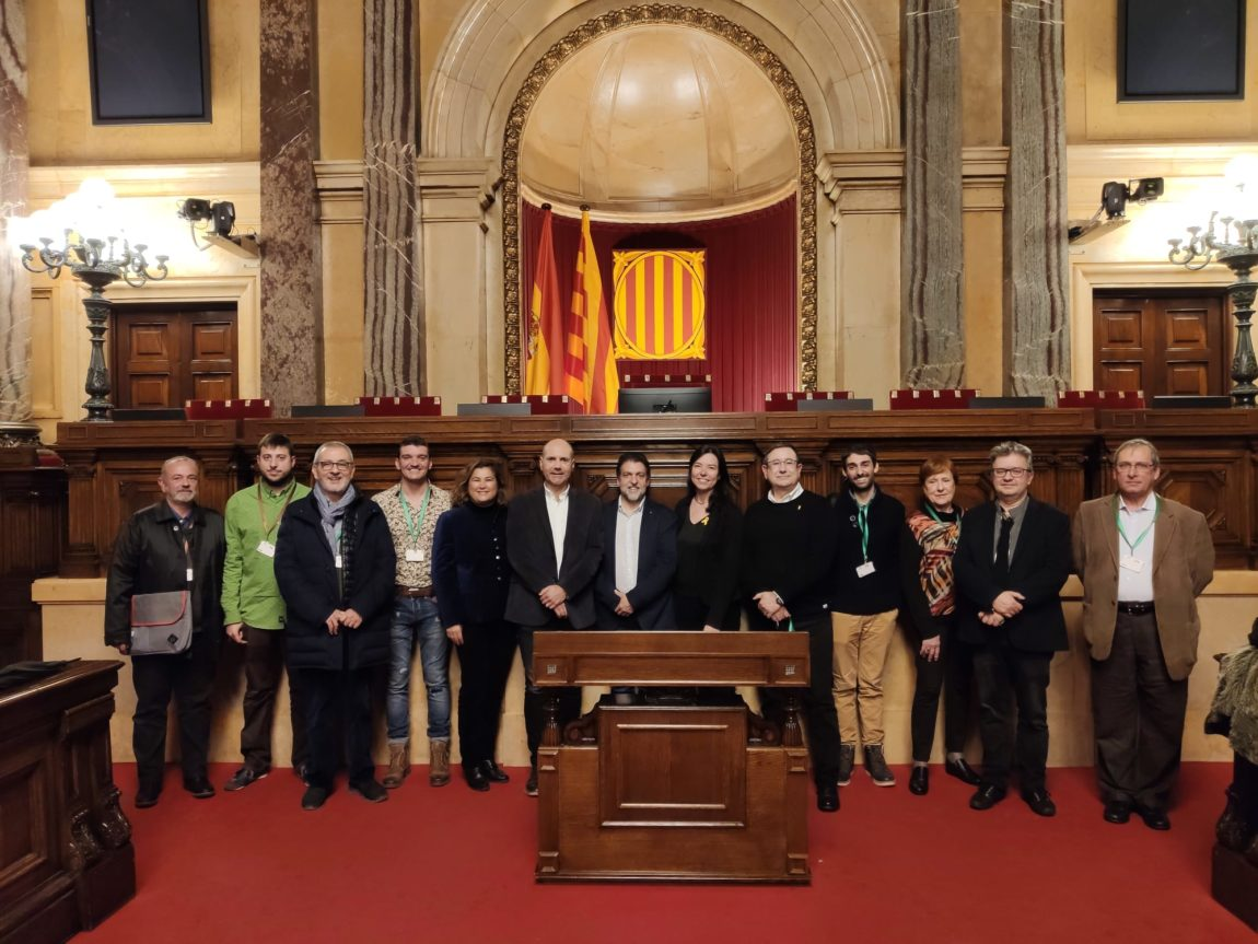 Recupera el discurs del president de la FAC, Pep Morella