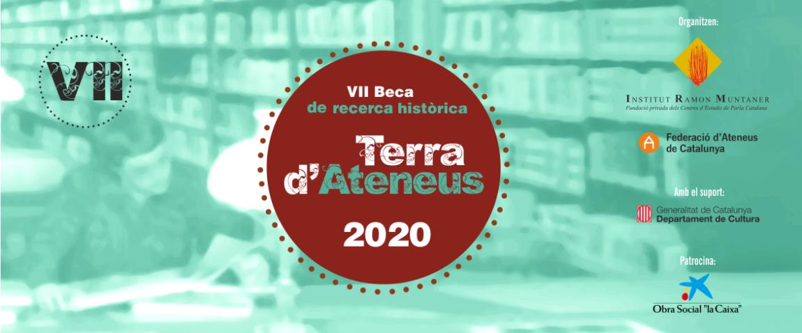 La VII beca Terra d'Ateneus premia un estudi que per primer cop posa el focus a Barcelona ciutat