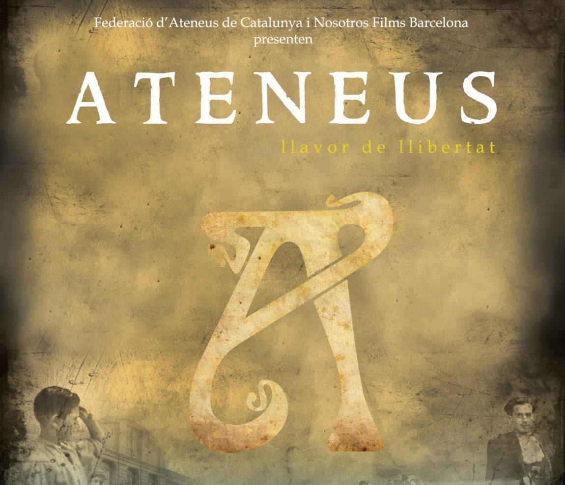 La FAC estrenarà el documental 'Ateneus: llavor de llibertat' el 16 de setembre en un acte amb la consellera de Cultura