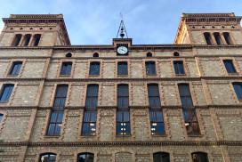 Edifici del rellotge Barcelona