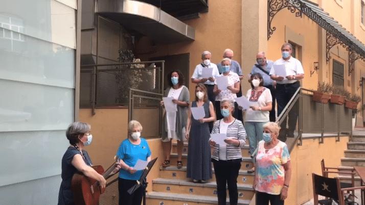 La FAC celebra el Dia de la Música participant en les interpretacions del 'Hallelujah'